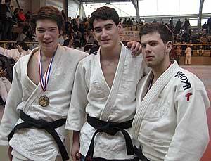 Dépt-juniors 2009