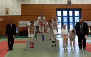 Maiwen M. podium