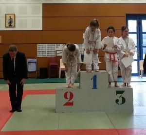 Maiwen R. podium