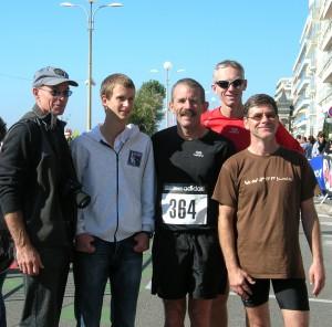 Triathlon 2008-participants